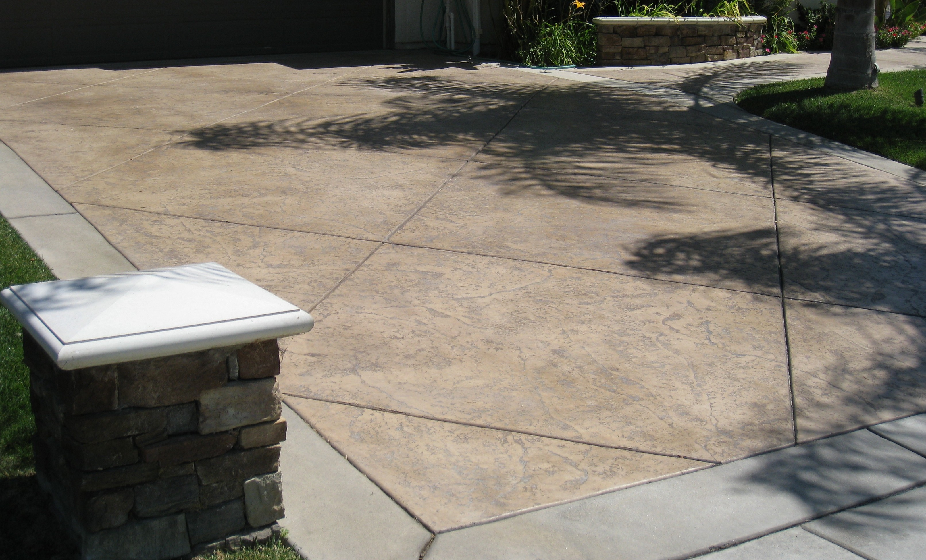 Charmant Stamped Concrete Patio Stamped Concrete Pool Deck Stamped Concrete Walkway  Stamped Concrete Driveway