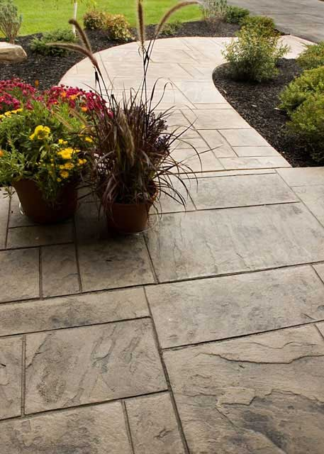 Stamped Concrete Services Will Certainly Include Picking From Stunning  Designs And Makes Use Of In Your House For The Concrete.